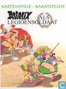 Kaartspelen - Asterix als legioensoldaat