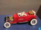 Voitures miniatures - Coca-Cola Company - Ford Kerstman Coca-Cola