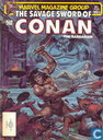 Bandes dessinées - Conan - The Savage Sword of Conan the Barbarian 95