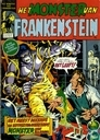 Comic Books - Frankenstein - Het monster van Frankenstein 1