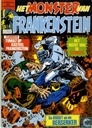 Comic Books - Frankenstein - Codenaam: Berserker