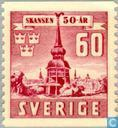Postage Stamps - Sweden [SWE] - 60 red / violet