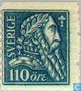 Postzegels - Zweden [SWE] - Gustaaf Vasa