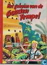 Bandes dessinées - Martin le Malin - Het geheim van de gouden tempel