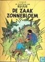 Strips - Kuifje - De zaak Zonnebloem