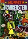 Comic Books - Frankenstein - Het monster is onder ons