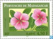Timbres-poste - France [FRA] - Pervenche de Madagascar