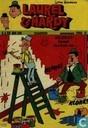 Strips - Laurel en Hardy - Stanley knapt het huis op...
