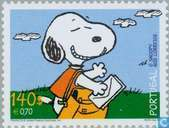 Postage Stamps - Portugal [PRT] - Peanuts