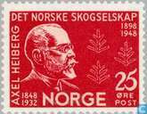 Postage Stamps - Norway - Axel Heiberg