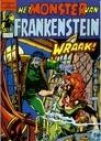 Strips - Frankenstein - Wraak!