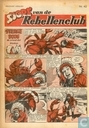 Strips - Sjors van de Rebellenclub (tijdschrift) - 1957 nummer  42