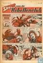 Comic Books - Sjors van de Rebellenclub (magazine) - 1957 nummer  42