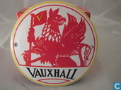 Emaille Reklamebord : Vauxhall