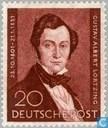 Briefmarken - Berlin - Lortzing, Albert