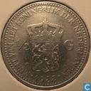 Monnaies - Pays-Bas - Pays Bas ½ gulden 1922