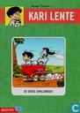 Strips - Kari Lente - De grote juwelenroof