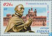 Postage Stamps - Spain [ESP] - 400 years death Cardinal Rodrigo de Castro