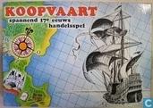 Koopvaart - Spannend 17e eeuws handelsspel