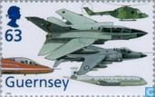 Postage Stamps - Guernsey - RAFA 1898-1998