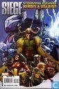 Siege - Storming Asgard: Heroes&Villains