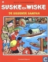 Comic Books - Willy and Wanda - De sissende sampan