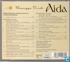 Vinyl records and CDs - Various artists - Aida - Giuseppe Verdi CD 1