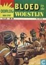 Comics - Oorlog - Bloed in de woestijn