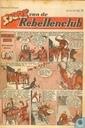 Comic Books - Sjors van de Rebellenclub (magazine) - 1957 nummer  21