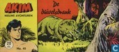 Bandes dessinées - Akim - De duivelsdrank