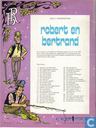 Comic Books - Robert en Bertrand - De wolvenhoeve