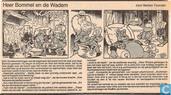 Strips - Bommel en Tom Poes - Heer Bommel en de Wadem