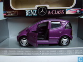 Voitures miniatures - Speedy power - Mercedes-Benz A-klasse