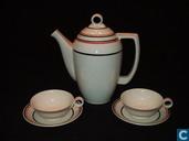 Ceramics - Geha - Geha Kop en schotel
