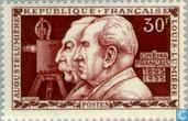 Postage Stamps - France [FRA] - Lumière, Auguste and Louis