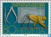 Timbres-poste - Suisse [CHE] - Natuurhistorich Museum Bern 150 années