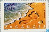 Postage Stamps - France [FRA] - Holidays