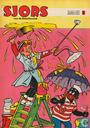 Strips - Sjors van de Rebellenclub (tijdschrift) - 1965 nummer  25