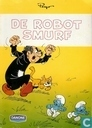 Comics - Schlümpfe, Die - De robotsmurf