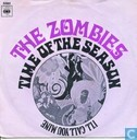 Platen en CD's - Zombies, The - Time of the Season