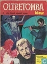 Comic Books - Oltretomba - De dood speelt mee