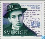 100th birthday of Dan Andersson