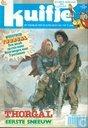 Strips - Kuifje, waar verhaal - het grote avontuur der vikings