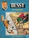 Strips - Bessy - De vuurproef