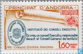 Postage Stamps - Andorra - French - Europe – Historical events