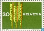 Postage Stamps - Switzerland [CHE] - Fight against hunger