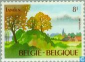 Postzegels - België [BEL] - Landen