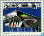 Wiener Stadthalle 25 jaar
