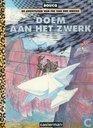 Strips - Fre van der Mugge - Doem aan het zwerk