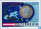 Postage Stamps - Austria [AUT] - Euro introduction